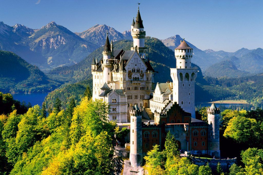 Neuschwanstein Castle Day Trip from Munich by Train