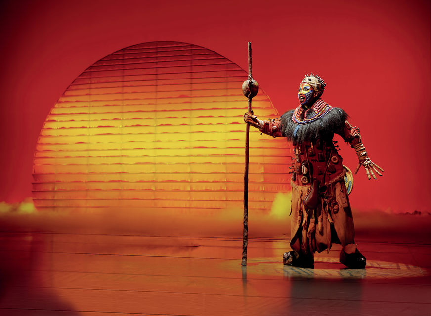 "Hamburg: Tickets to Disney's ""The Lion King"""