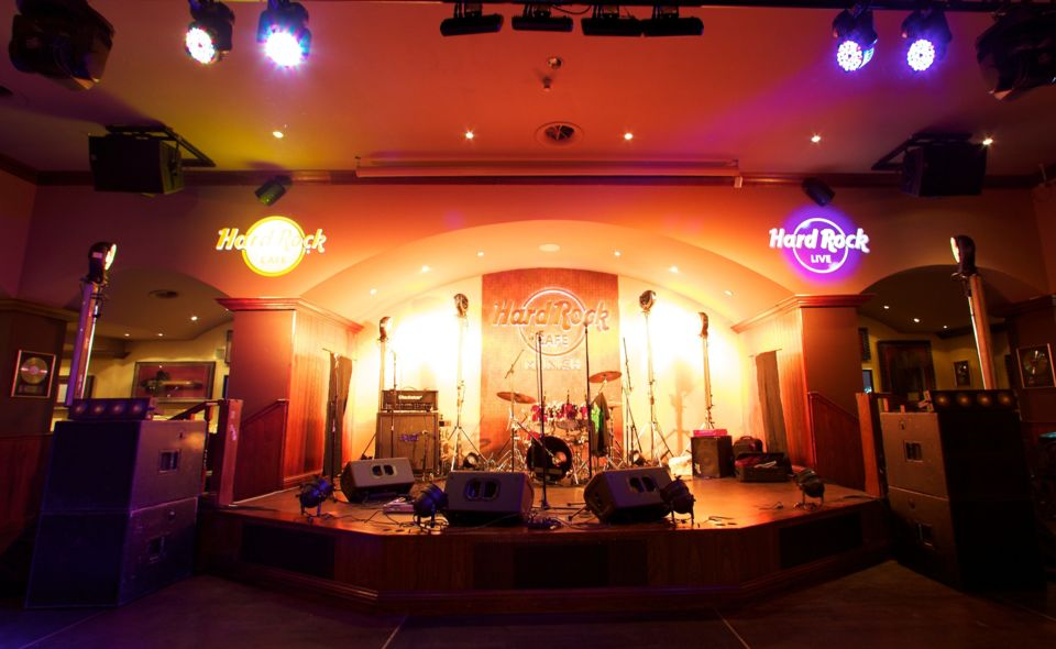 Skip the Line: Hard Rock Cafe Munich
