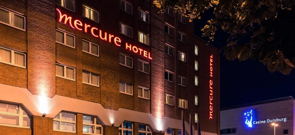 Mercure Duisburg hotel review